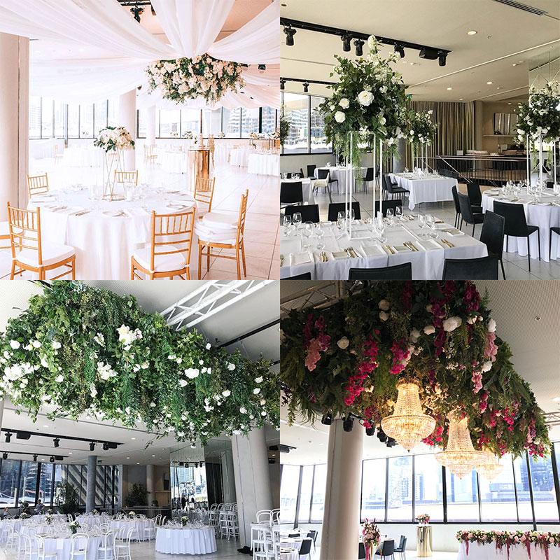 Aerial Venue Melbourne Wedding Co.